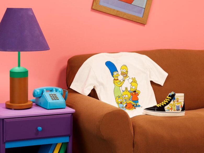 ©Vans x Simpsons