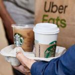 ©Uber Eats / Starbucks