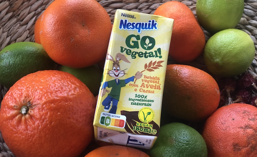 ©Trendy | Nesquick Go Vegetal
