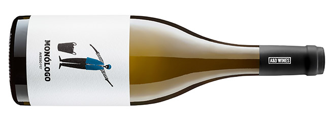 ©A&D Wines Monólogo Avesso