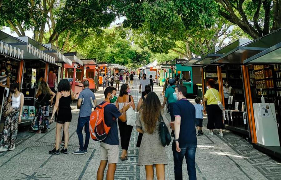 ©APEL   Feira do Livro de Lisboa 2020