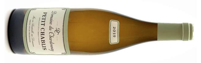 ©Domaine du Chardonnay Petit Chablis 2019